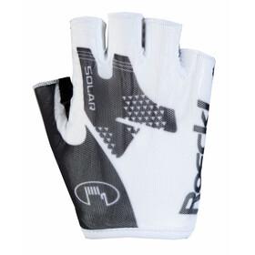 Roeckl Izeda Handschuhe weiß/schwarz